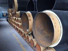 DN500热力管道聚氨酯保温管优化管网设计