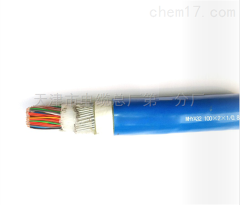 四芯矿用通信电缆MHYVR产品新闻
