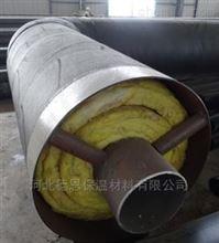 型號齊全蒸汽式鋼套鋼保溫管直埋敷設標準