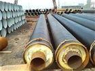 吕梁市钢套钢直埋式保温管近期价格走势