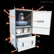 移动式脉冲集尘机 切割机粉尘吸尘器