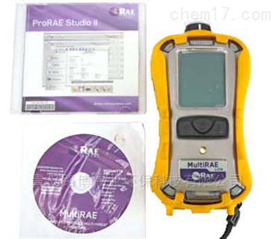 PGM-62X8 MultiRA美国华瑞六合一有害气体/射线检测仪
