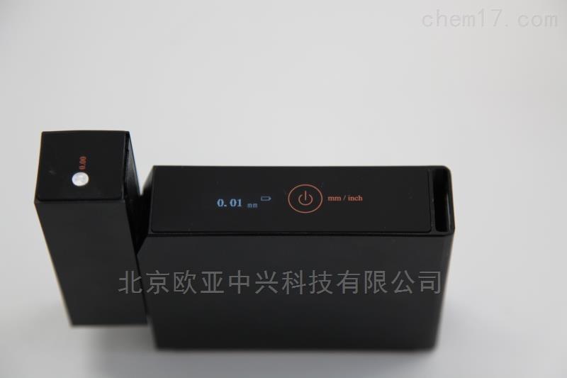 手持式标线厚度检测仪