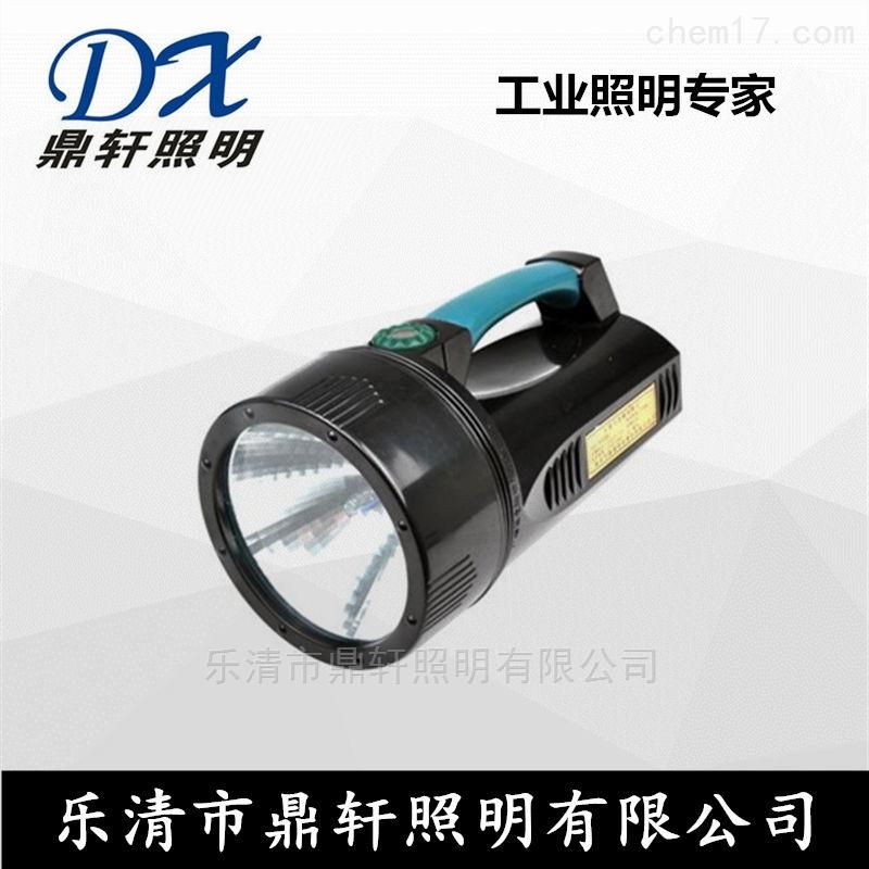 报价ZBW6100-35W氙气手提式防爆探照灯
