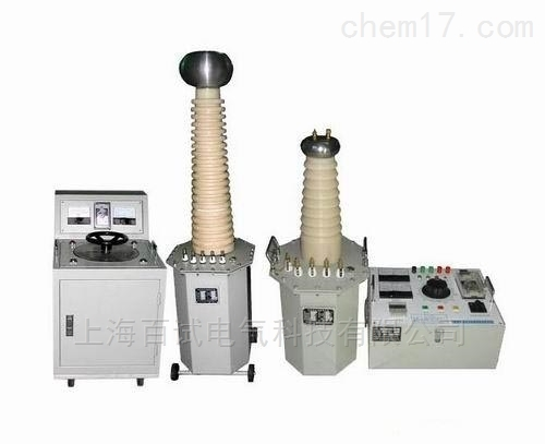 1KVA/100KV系列轻型高压试验变压器厂家