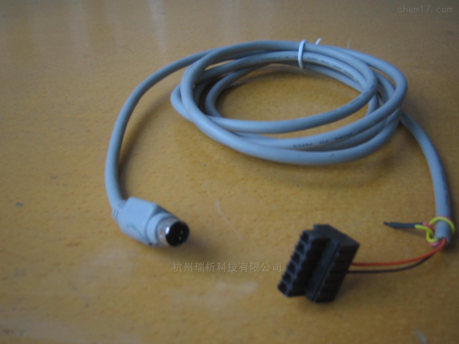 控制器的4针触发信号线