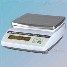 双杰天平 JJ8000A 十分之一天平 8000g/0.1g