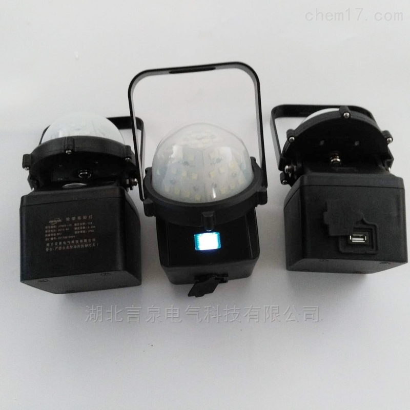 FW6330LED轻便防爆手提装卸强光工作灯EX