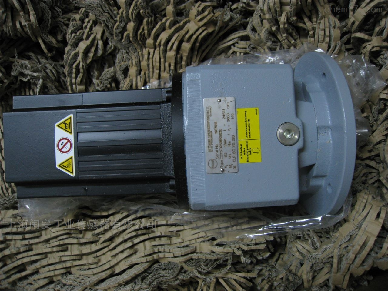 STOBER伺服电机行星齿轮减速箱驱动器