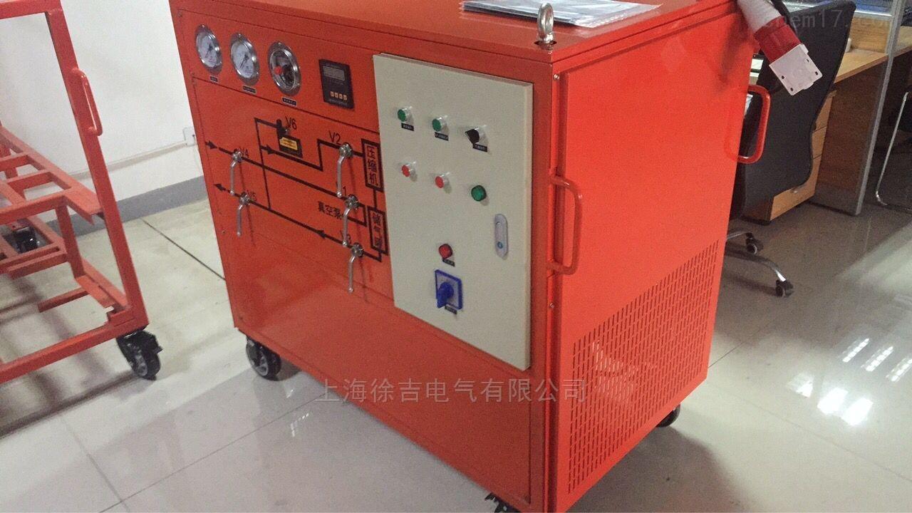 SG7Q-8-100型SF6回收装置