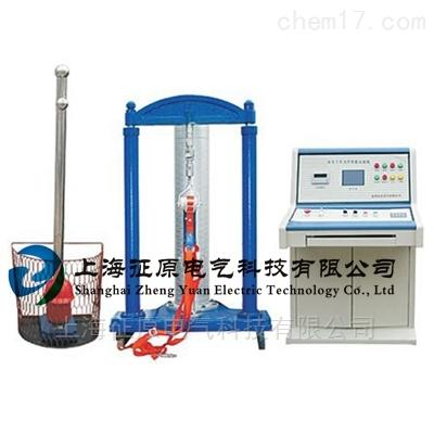 安全工器具力学性能试验机装置