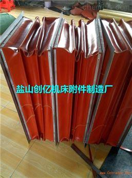 耐拉伸高温硅胶风机软连接