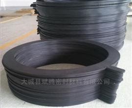 FF-DN100-16河北橡胶垫片厂家铁路用三元乙丙合成胶垫圈