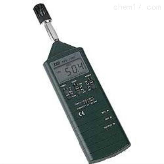 台湾泰仕TES-1360A数字式温湿度计