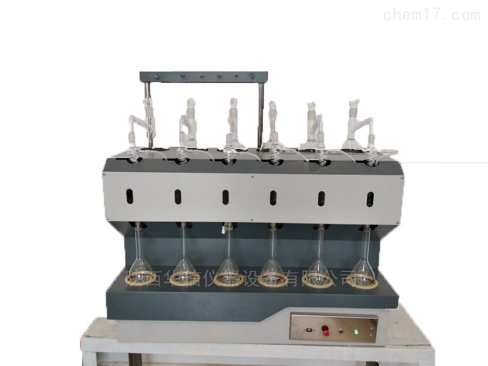 HXZL-601N智能蒸馏仪