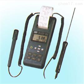 TES-1362列表式溫濕度計