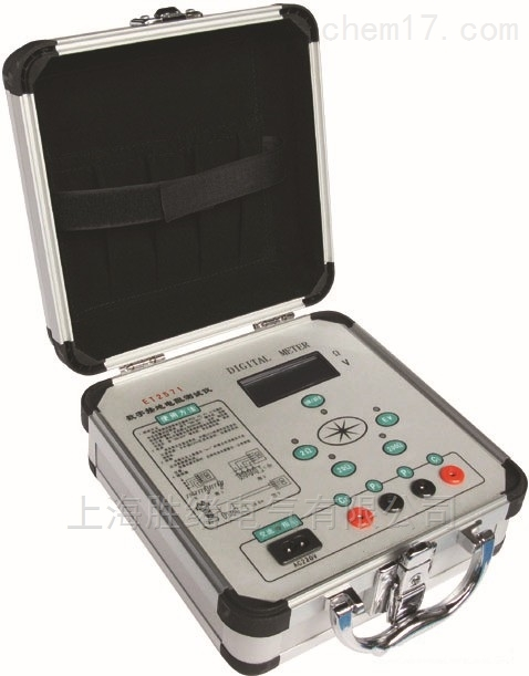 LPS-6260建筑物地网电阻测试仪