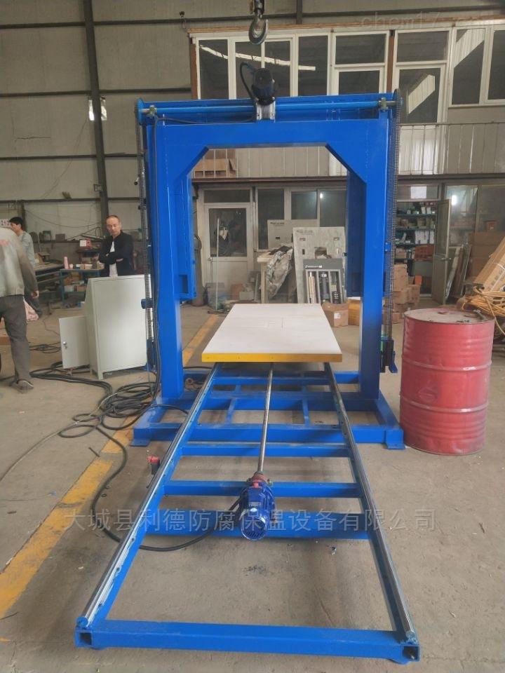 聚氨酯板材切割锯 工作效率