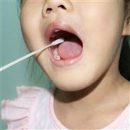 口腔,粪便采样基因检测一次性植绒拭子