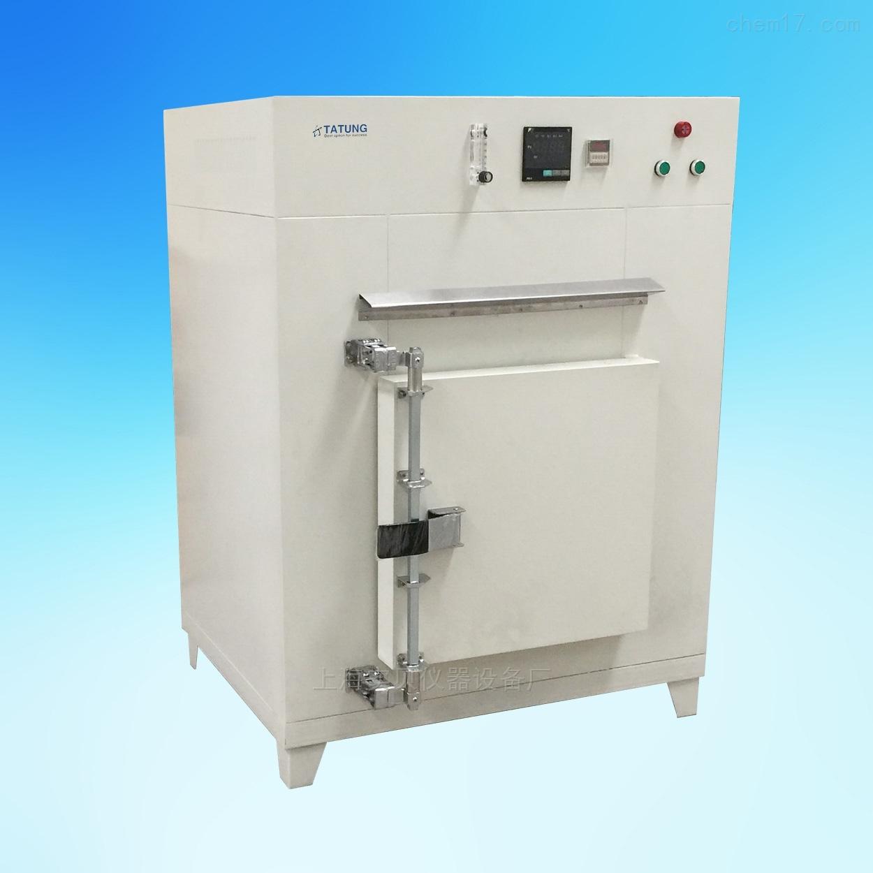 600度充氮高温烘箱