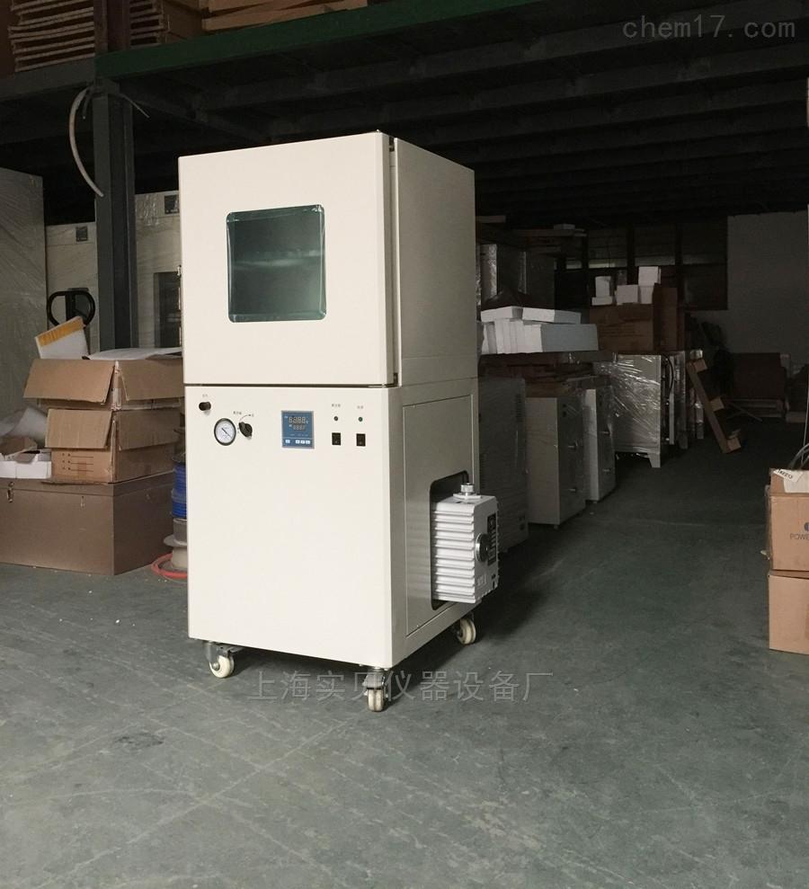 环氧树脂AB胶水一体式真空脱泡机干燥箱