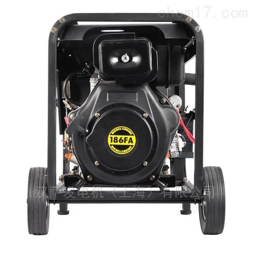 5kw三相电启动柴油发电机