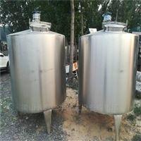 大量处理一批二手电加热液体搅拌罐
