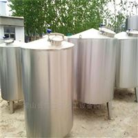 长期大量转让二手10吨不锈钢搅拌罐