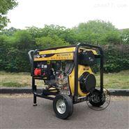 应急用5千瓦6KW小型柴油发电机HS6800CE