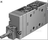 解剖FESTO常闭式2/2通电动驱动和介质阀