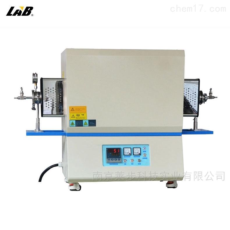 单温区管式炉KTL1700-60-莱步科技