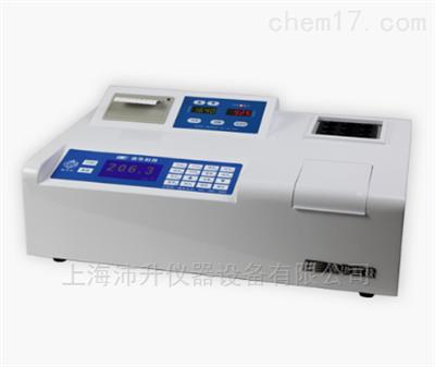 5B-6C100连华cod氨氮双参数测定仪可打印