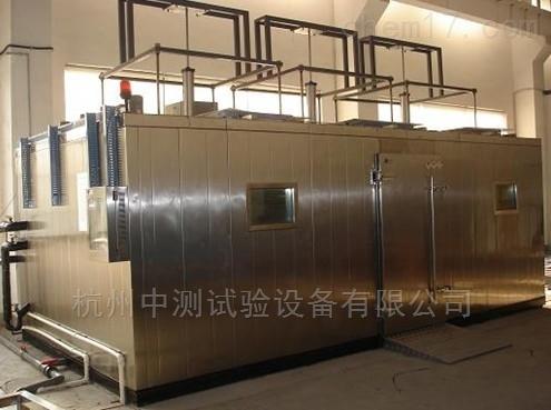 工程结构多功能环境模试验系统