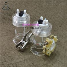 2H型可换膜(单通道)光电化学池光谱电化池
