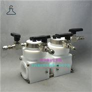 全四氟H型可換膜光電化學池 光譜電化池
