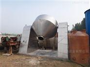 大量转让二手3吨不锈钢双锥干燥机