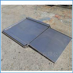 5吨不锈钢电子磅秤 1乘1米耐腐蚀电子地秤