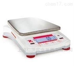 奥豪斯NVL1101B实验室电子天平0.1g天平架盘