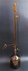 透明 棕色四氟全自动滴定管