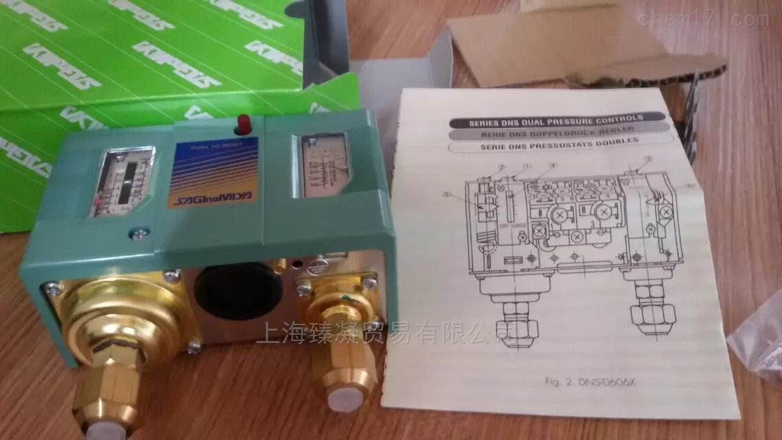 SAGINOMIYA鹭宫SNS-C102X压力开关