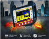 HD Ranger3数字电视场强仪TV信号分析仪