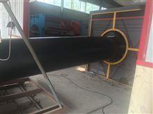 DN800熱力管網聚氨酯保溫管及管件設計核心