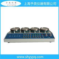 HJ-4多功能磁力攪拌器
