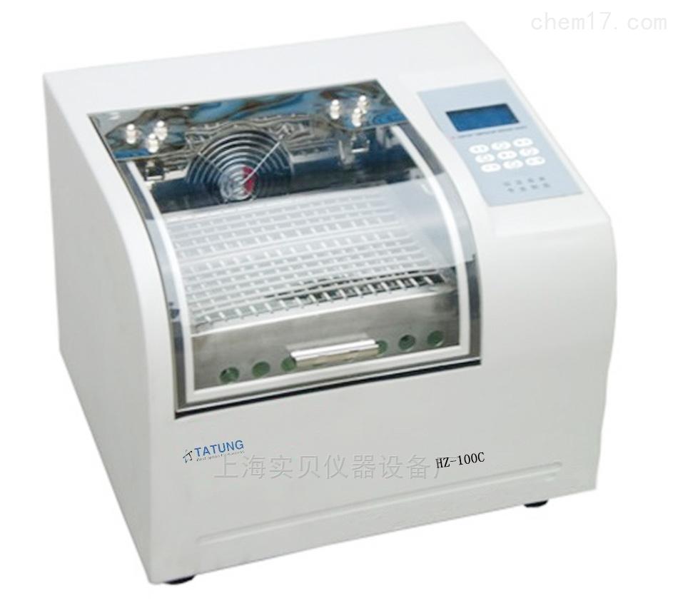台式恒温培养振荡器空气浴摇床箱