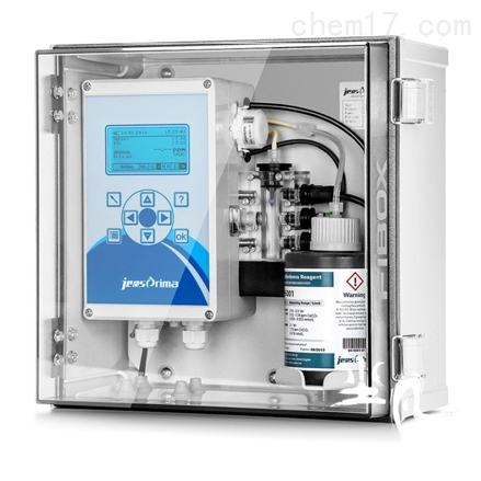 鍋爐水質硬度分析儀