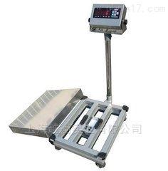 75kg不锈钢电子台秤、高精度磅秤厂家