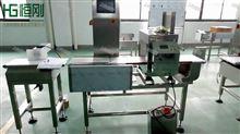 属重量检测机 异物杂质检测称重机