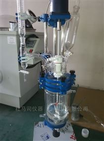 DFD-2L双层玻璃反应釜