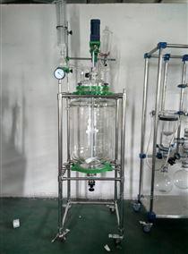 DFD-100L双层玻璃反应釜