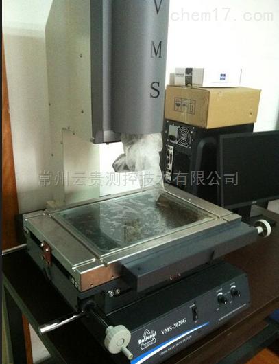 万濠VMS-4030G手动型影像仪视频测量仪